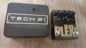 Pedale Tech 21 HOT-ROD PLEXI