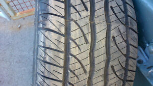 TUNDRA 20' DUNLOP TIRES Kawartha Lakes Peterborough Area image 1