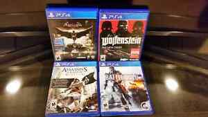 I am looking to trade theses games