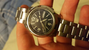 Seiko 5 Watch $90 and Poljot vintage Best offer