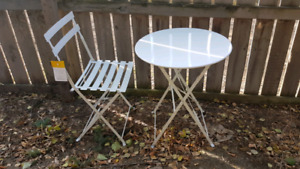 PC Terrace Bistro Set (part)