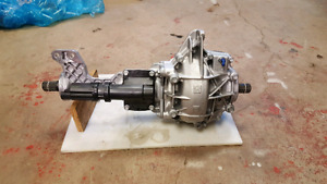 Dodge Ram Front Differential