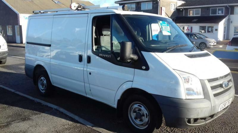 Ford Transit 2.2TDCi Duratorq ( 85PS ) 300 SWB EX-BT FLEET