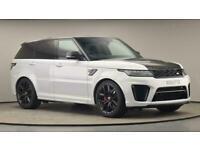 Land Rover Range Rover Sport 5.0 P575 V8 SVR SUV 5dr Petrol Auto 4WD (s/s) (575