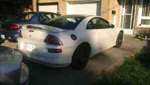 2003 Mitsubishi Eclipse gt. As is 1500.00