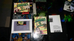 Zombies ate my neighbors for nes