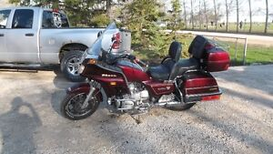 85 HONDA GOLDWING INTERSTATE