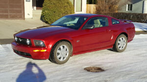 2005 Ford Mustang GT Coupe 63000 km  ESTATE SALE
