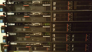 Lenovo Thinkservers RD340 and RD540