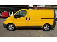 2012 12 VAUXHALL VIVARO 2.0 2900 CDTI ECOFLEX TECSHIFT 1D AUTO 113 BHP XAA F/S/H