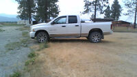 2002 Dodge Power Ram 1500 sport Pickup Truck