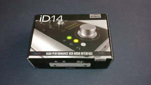 NEW AUDIENT ID14 INTERFACE!!!