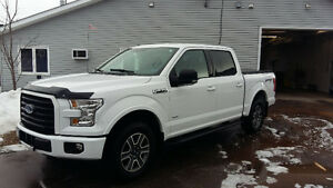 2016 Ford F-150 2.7L EcoBoost Crew Cab with 302A package