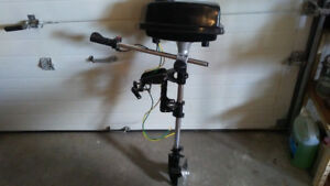 1HP Electric Outboard Motor