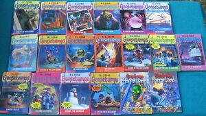 Goosebumps Book Collection (20books)