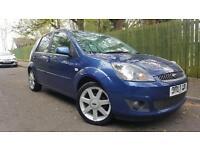 2008 Ford Fiesta 1.4 TDCi Zetec Blue 5dr FSH MOT JAN 18 2 PREV OWNERS ONLY £1995