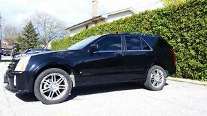 2007 Cadillac SRX SPORT SUV, Crossover