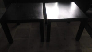 MOVING SALE! – Ikea coffee tables-Buy 1, get 2!