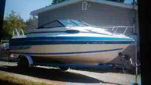 Sell or trade, 19ft Cuddy cabin with 85hp Evinrude