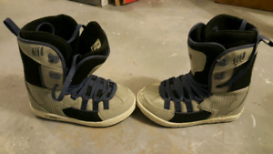 Snowboard boots size 9 or 10