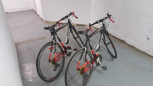 2 presto racing bicicles great offer