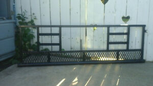 Steel tailgate for dodge truck.. $50