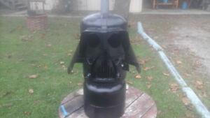 DarthVader wood Burner