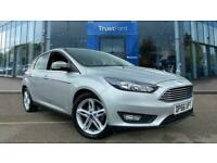 2016 Ford Focus ZETEC TDCI With Apple Car Play + Android Auto Contactless Delive