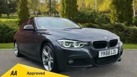 image for BMW 3 Series 320d M Sport Step Auto Saloon Diesel Automatic