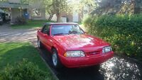 1992 Ford Mustang LX Cabriolet