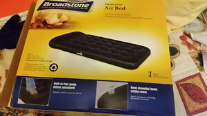 SOLD....Twin size Air Bed