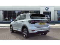 2021 Volkswagen T-Cross 1.5 TSI EVO R-Line 5dr DSG Petrol Estate Auto Estate Pet