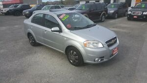 2009 Chevrolet Aveo LT *** LOADED / SUNROOF *** CERT $4995