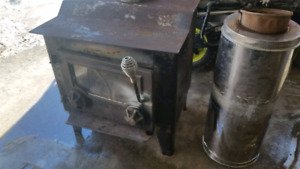 Certified wood stove