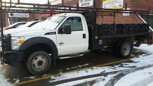 2012 Ford F-450 DIESEL POWER STROKE