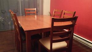 set de salle à manger