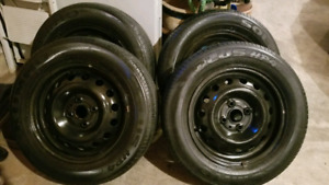 185/65R14 Wheels and Tires