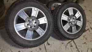 Ford f150 Expedition Navigator rims & tires new