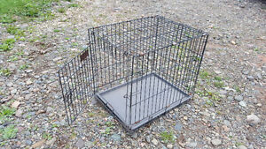 Good Condition Small and Medium Dog Kennels