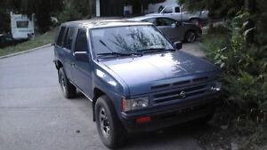 1994 Nissan Pathfinder lx SUV, Crossover
