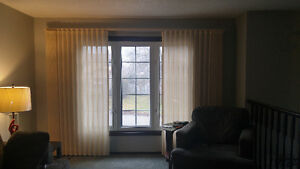 Large blind/curtain