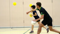 Join Waterloo Dodgeball league for free this spring!