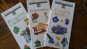 THREE GARDENING BOOKS BY CTV'S MARK CULLEN