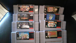 NES & SNES GAMES In Perth. In PERTH