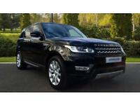 2015 Land Rover Range Rover Sport 3.0 SDV6 HSE 5dr Automatic Diesel 4x4