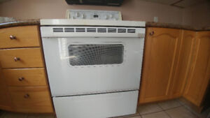 Whirlpool electric stove for sale.