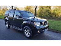 Nissan Pathfinder 2.5DCi MAMMOTH SPORTS ADVENTURE,SAT-NAV, HEATED LEATHER,