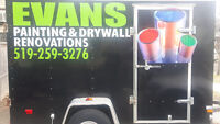 Evans Painting and Drywall