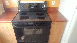 Poele Whirlpool Noir avec plaque de cuisson
