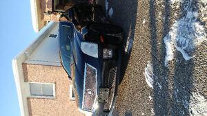 2006 Cadillac STS Sts v Sedan